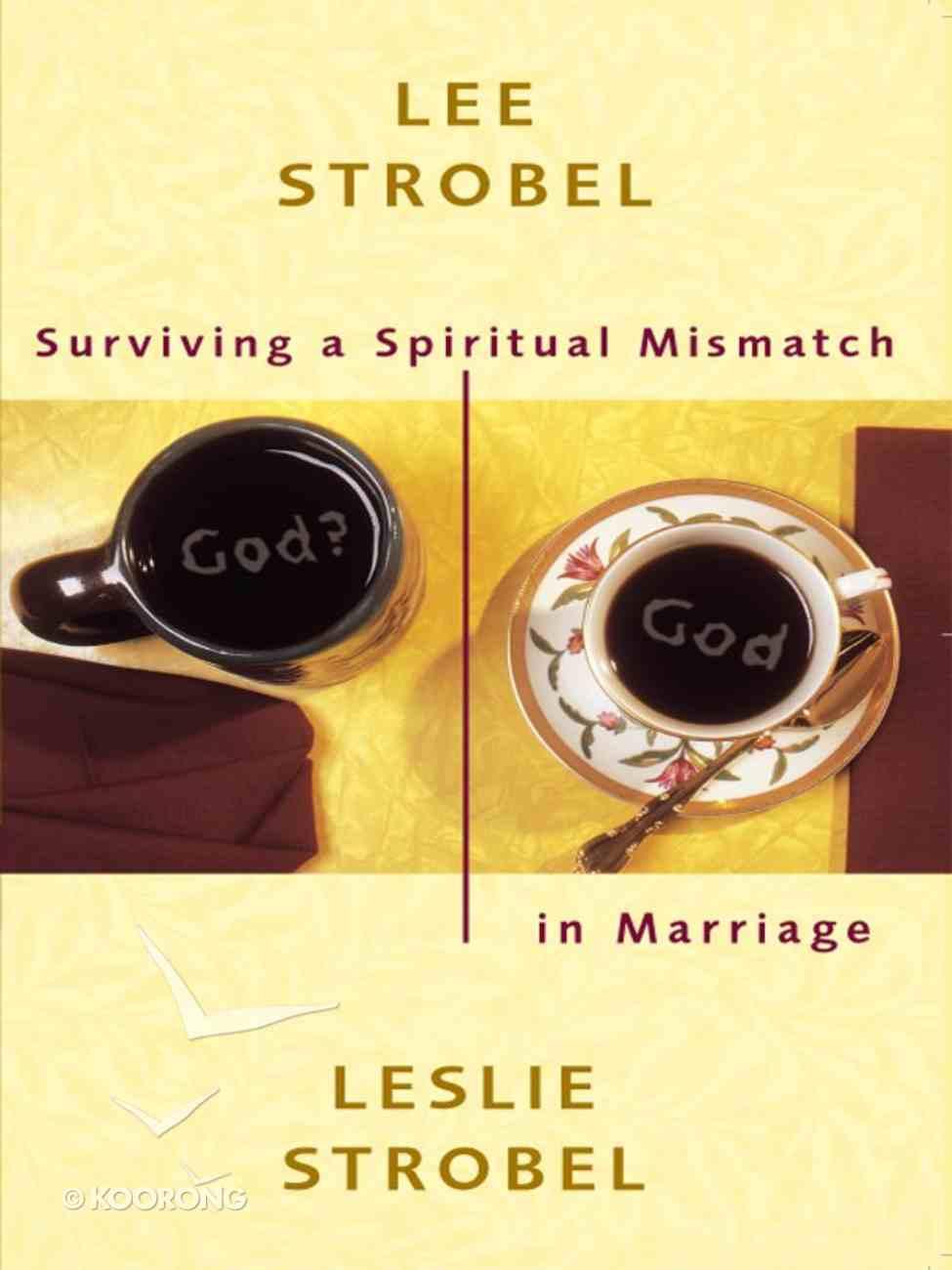 Surviving a Spiritual Mismatch in Marriage eBook