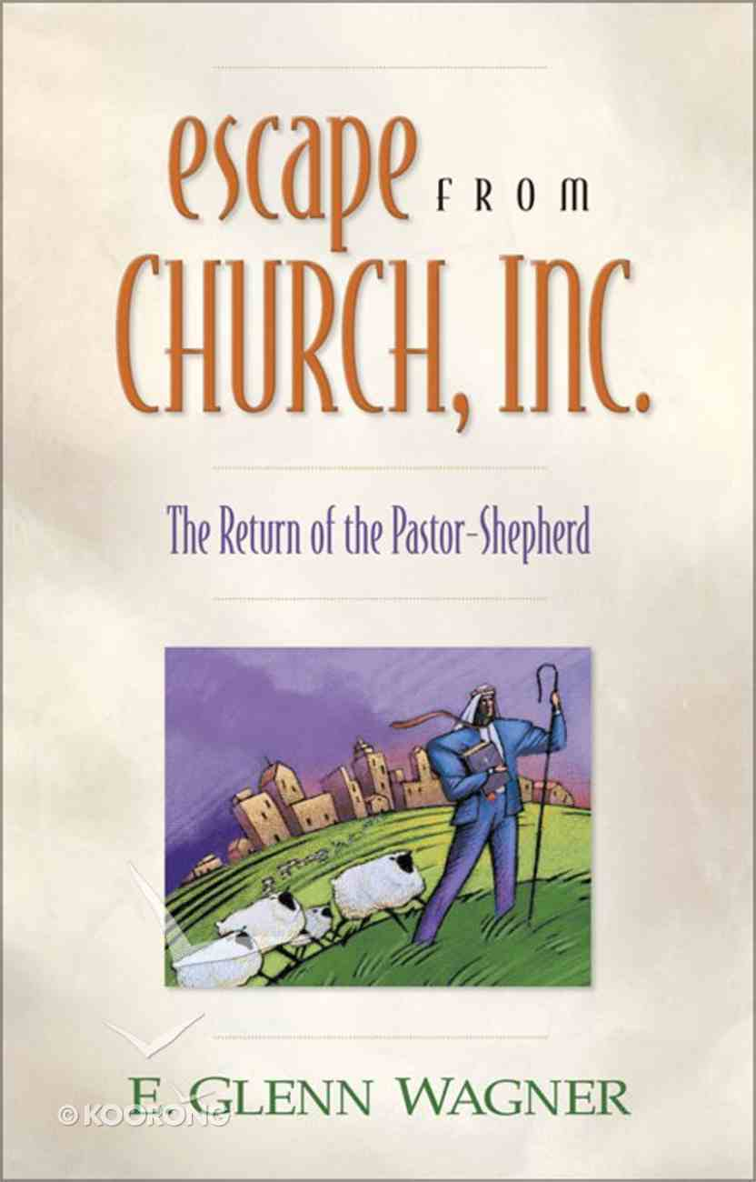 Escape From Church Inc. eBook