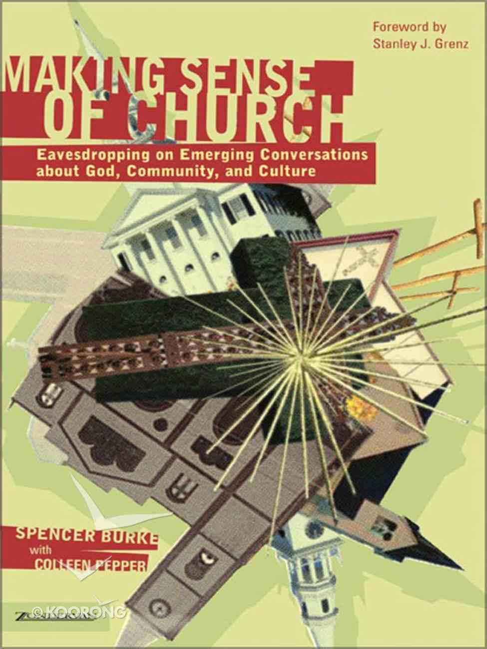 Making Sense of Church eBook