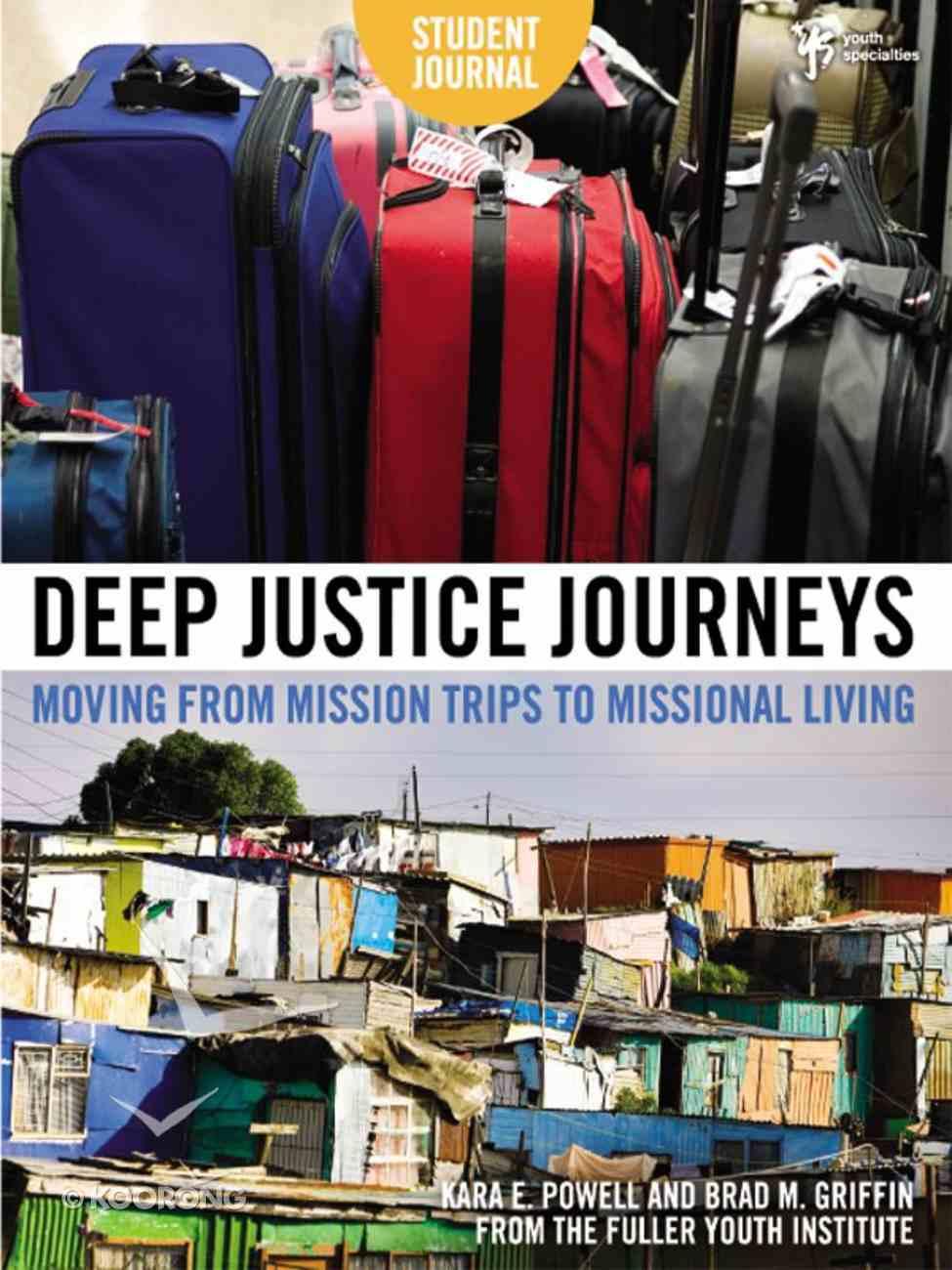 Deep Justice Journeys (Student Journal) eBook