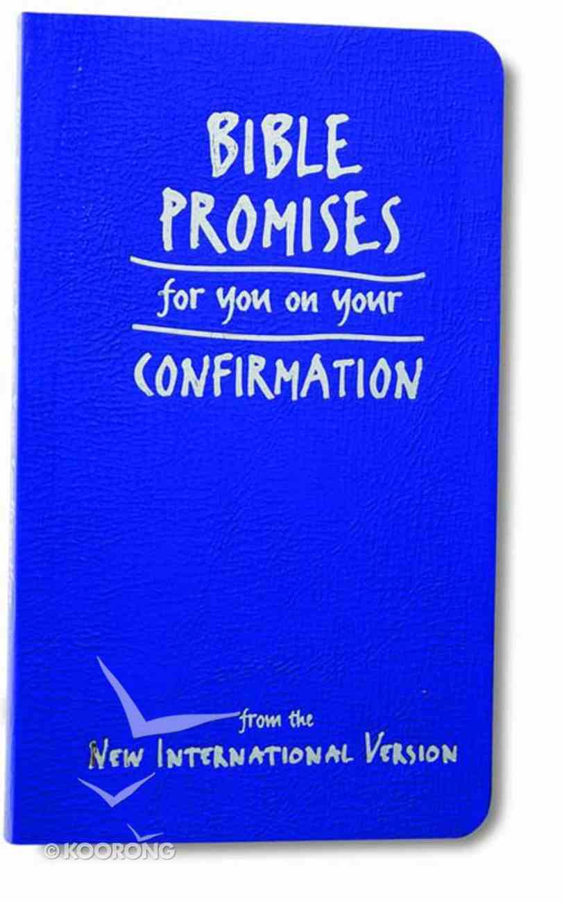 Bible Promises For You on Your Confirmation eBook