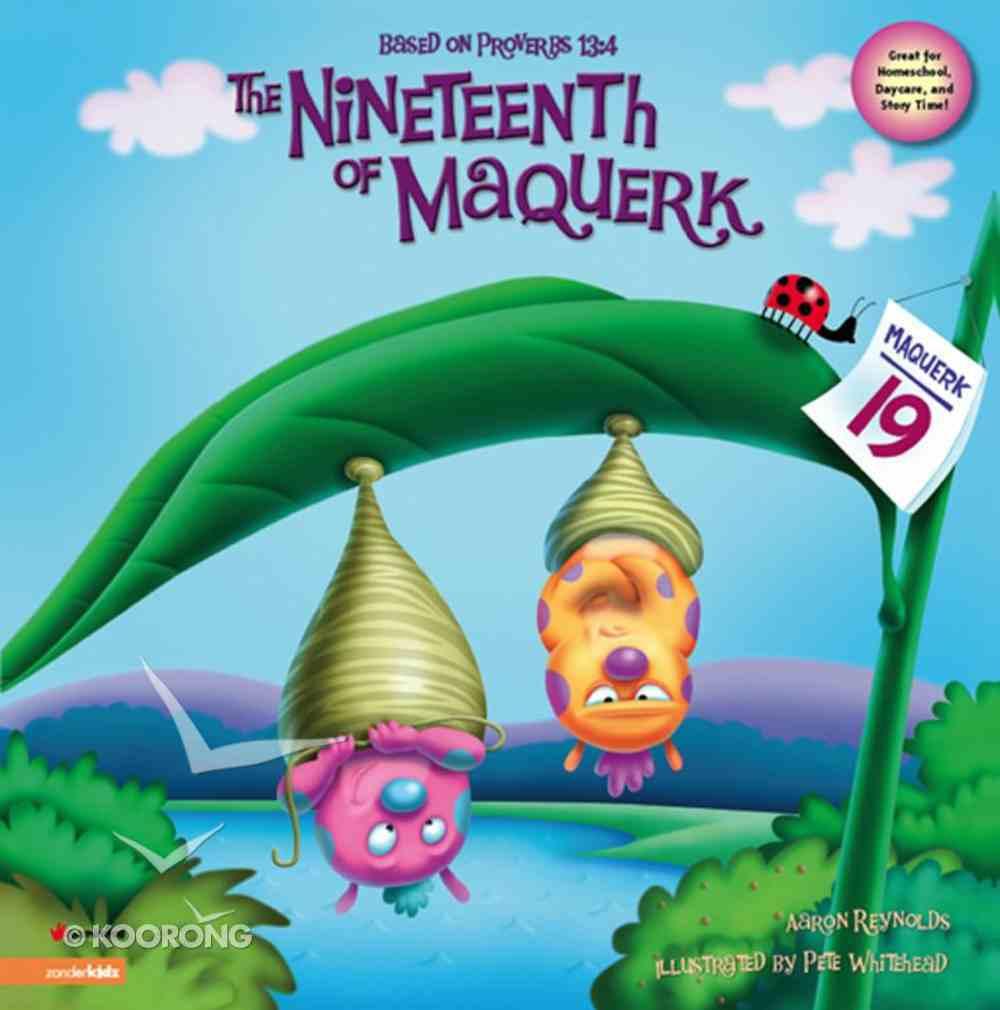 The Nineteenth of Maquerk eBook
