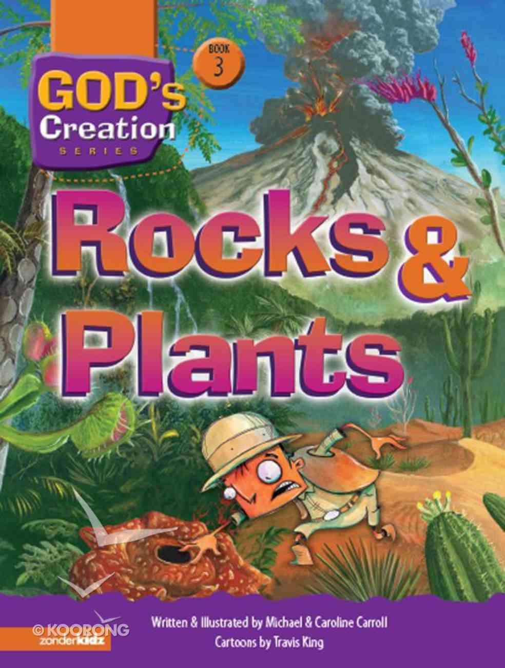 Rocks and Plants (#03 in God's Creation Series) eBook