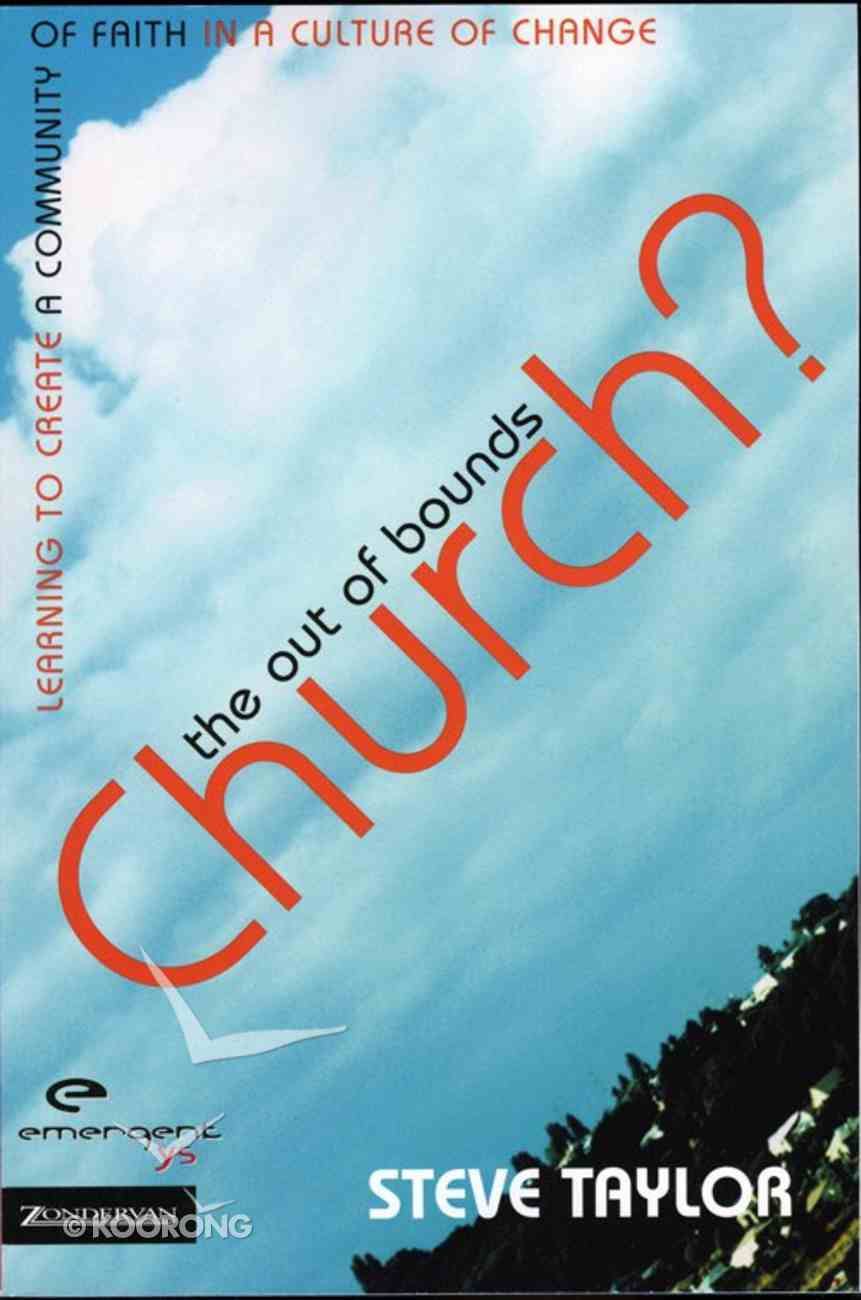 The Out of Bounds Church? eBook
