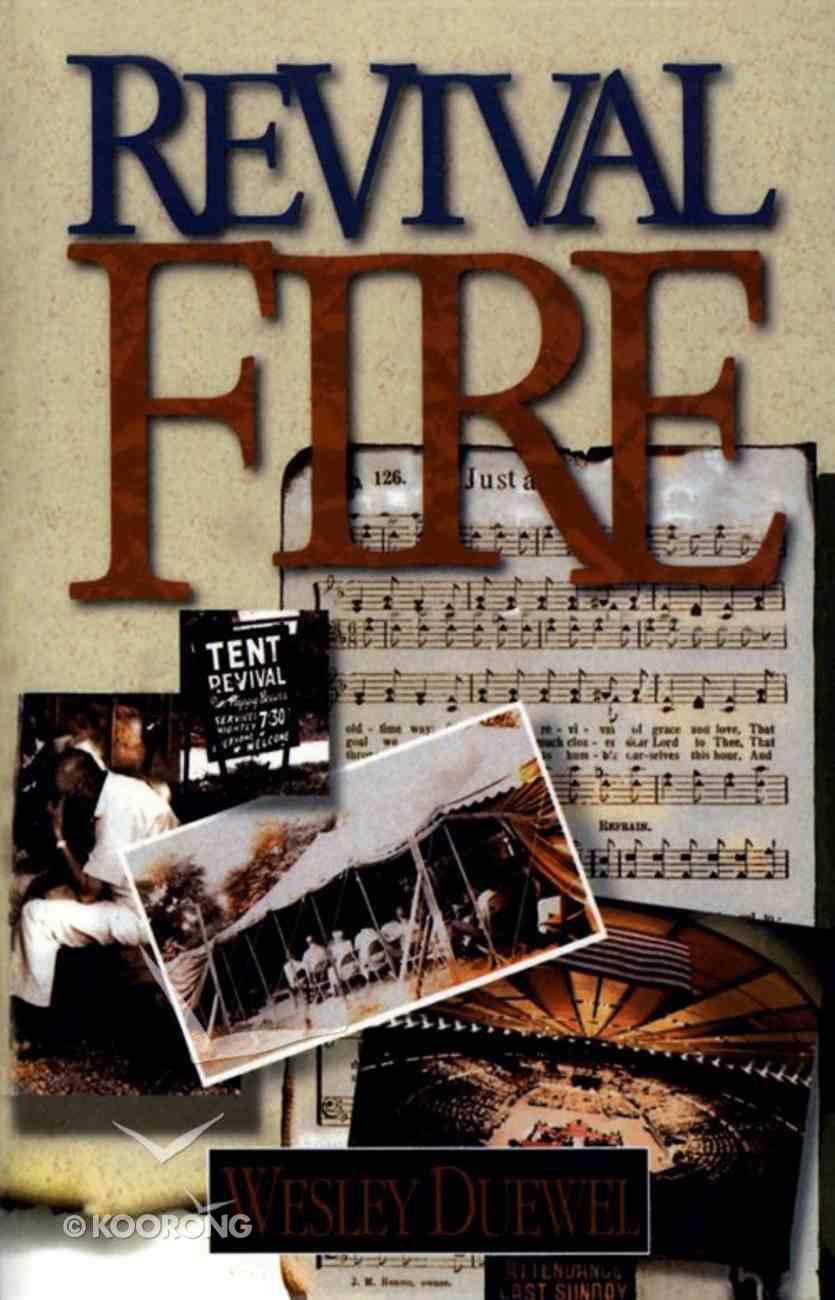 Revival Fire eBook