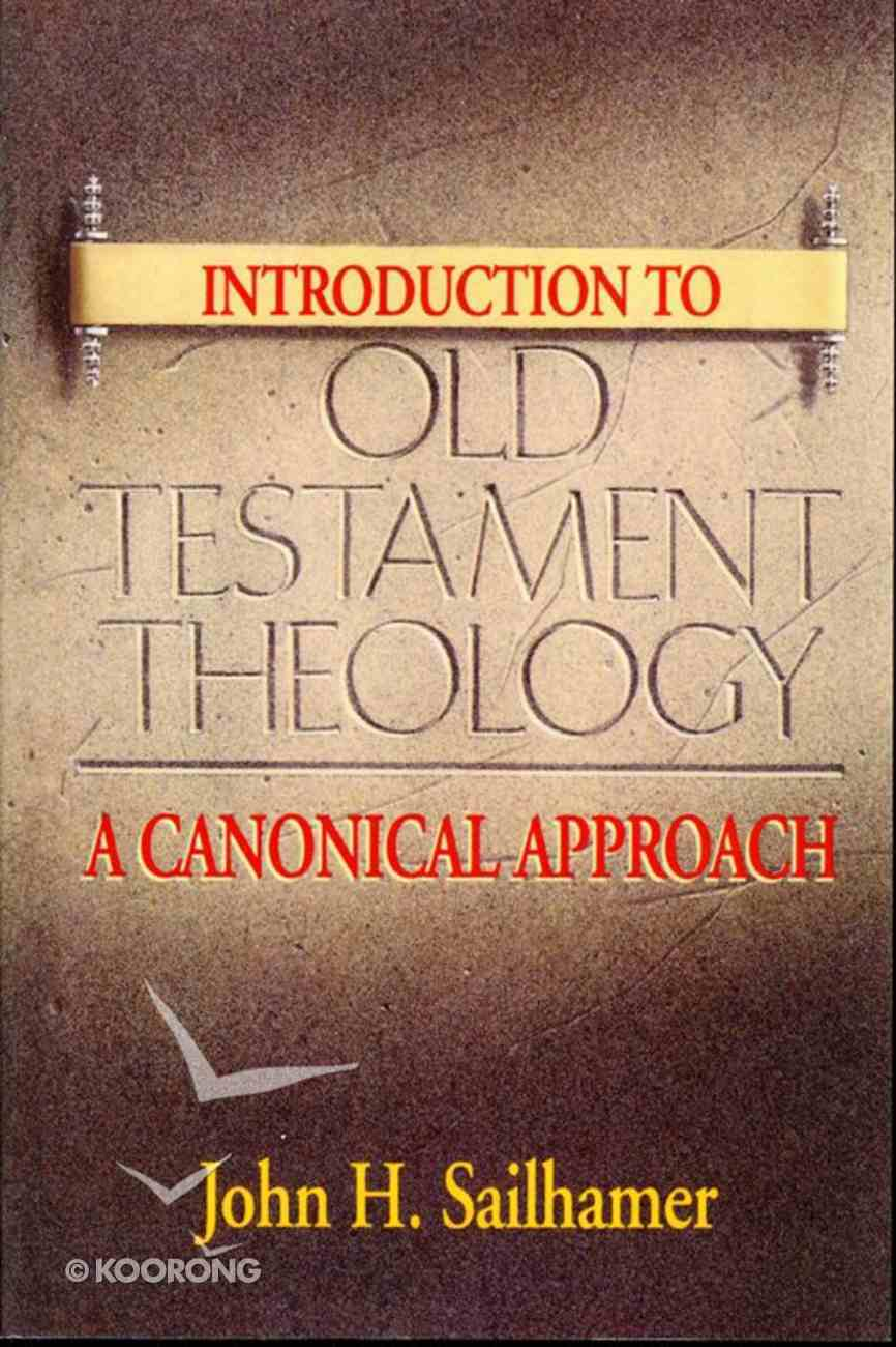 An Introduction to Old Testament Theology eBook