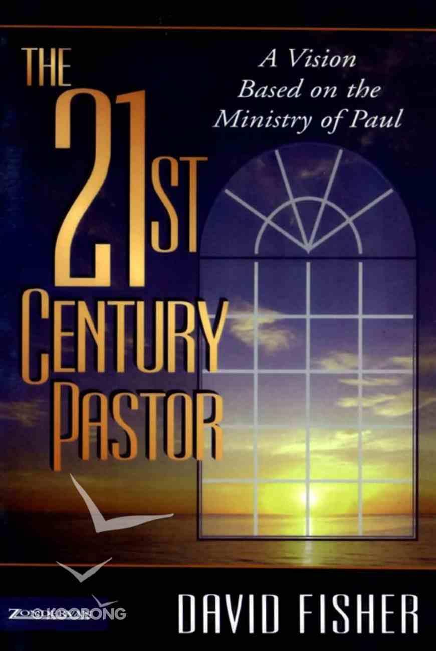 21St Century Pastor eBook