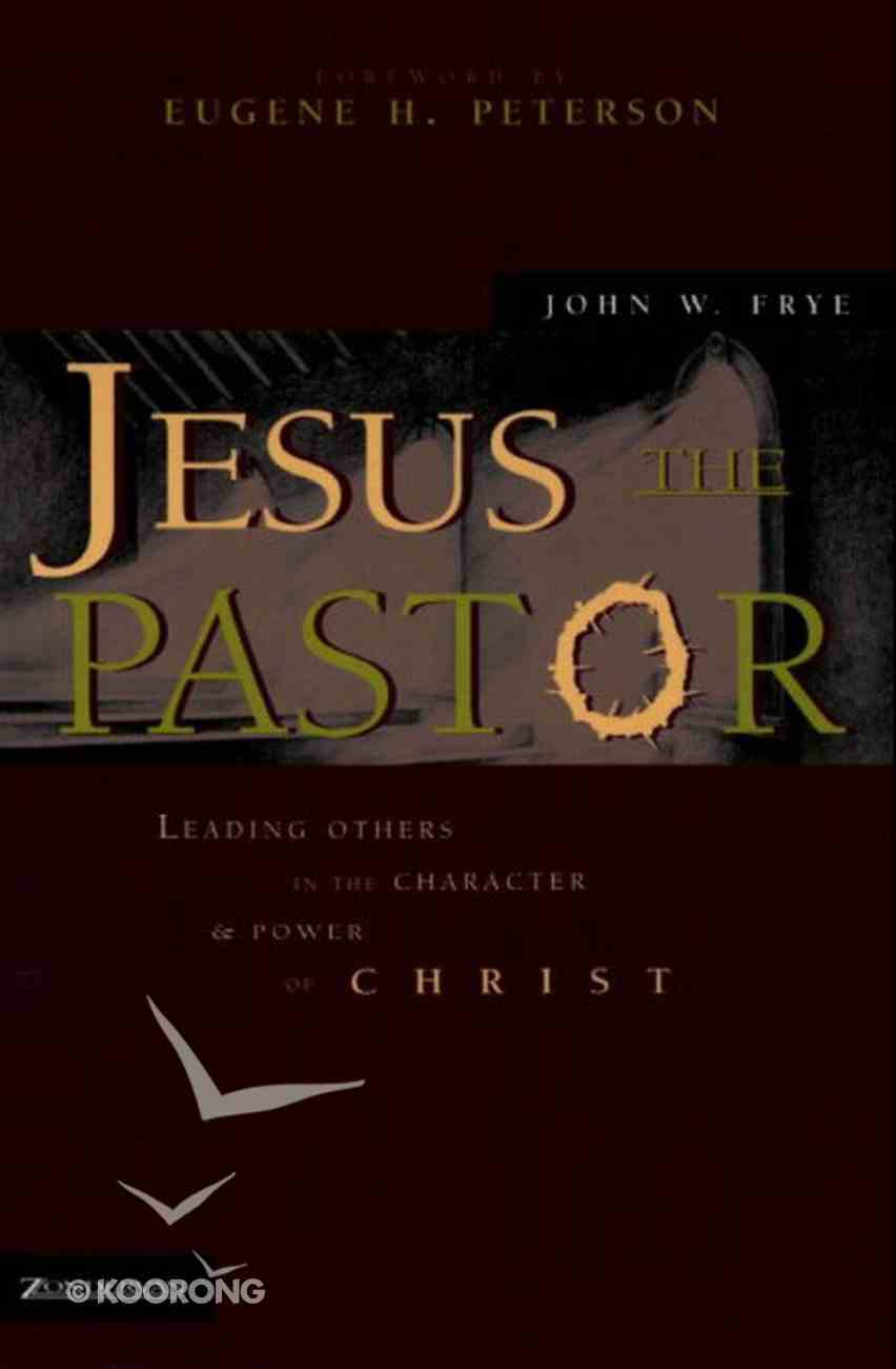 Jesus the Pastor eBook