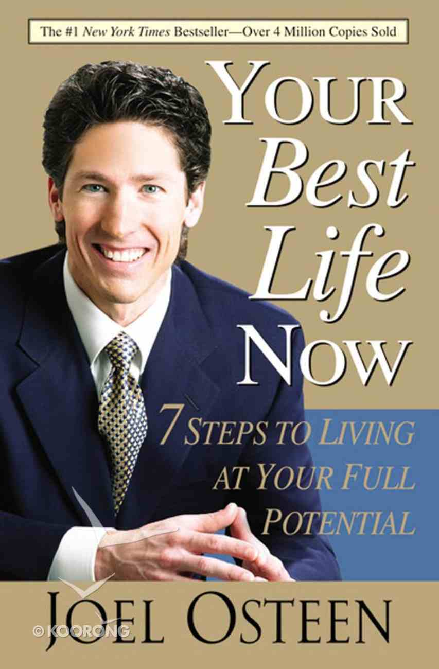 Your Best Life Now eBook