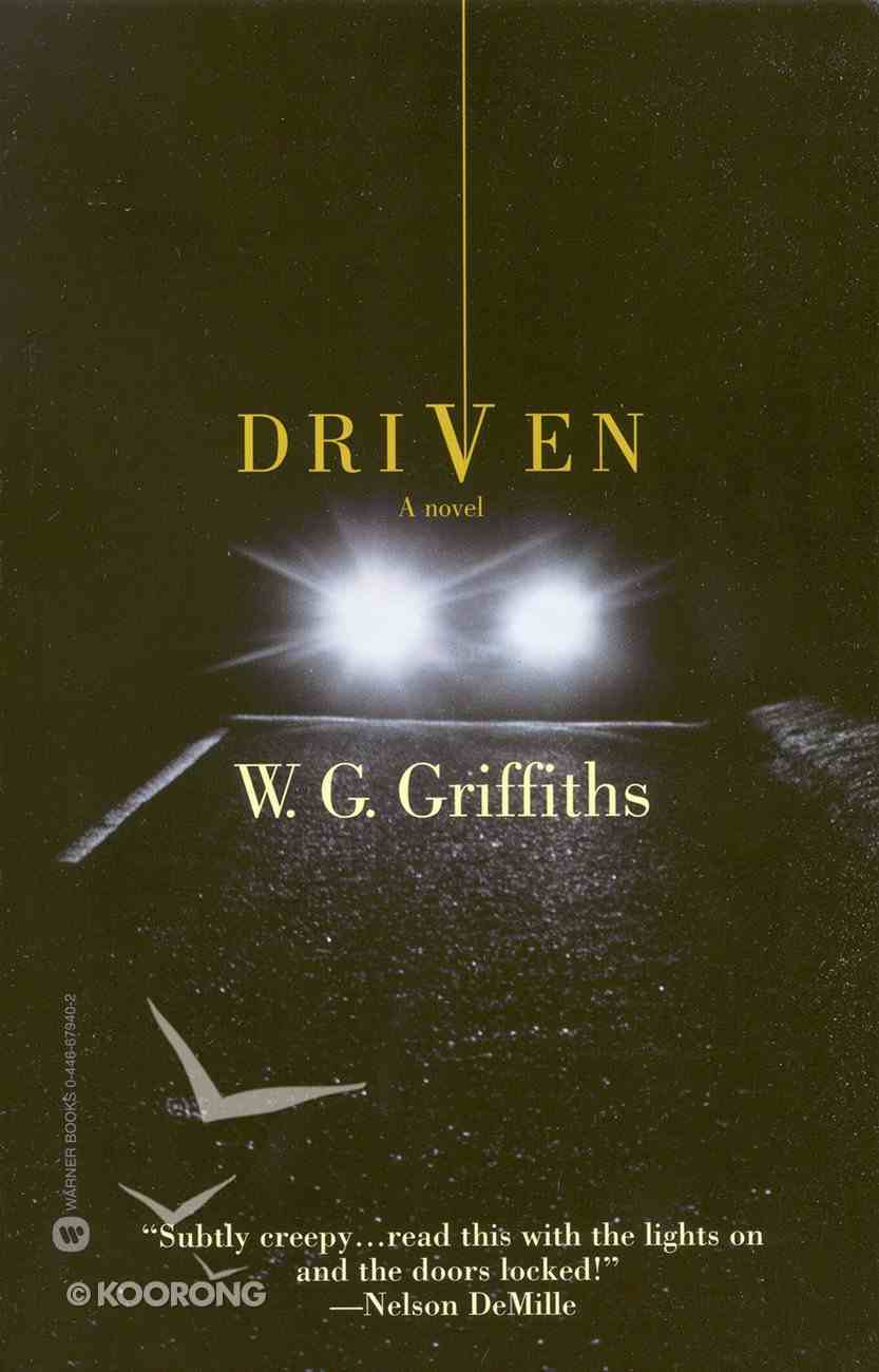Driven (#01 in Gavin Pierce Series) eBook