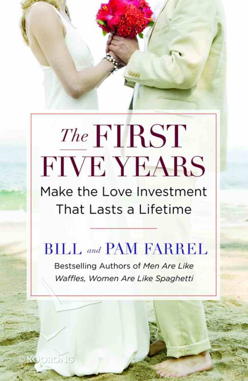 The First Five Years eBook