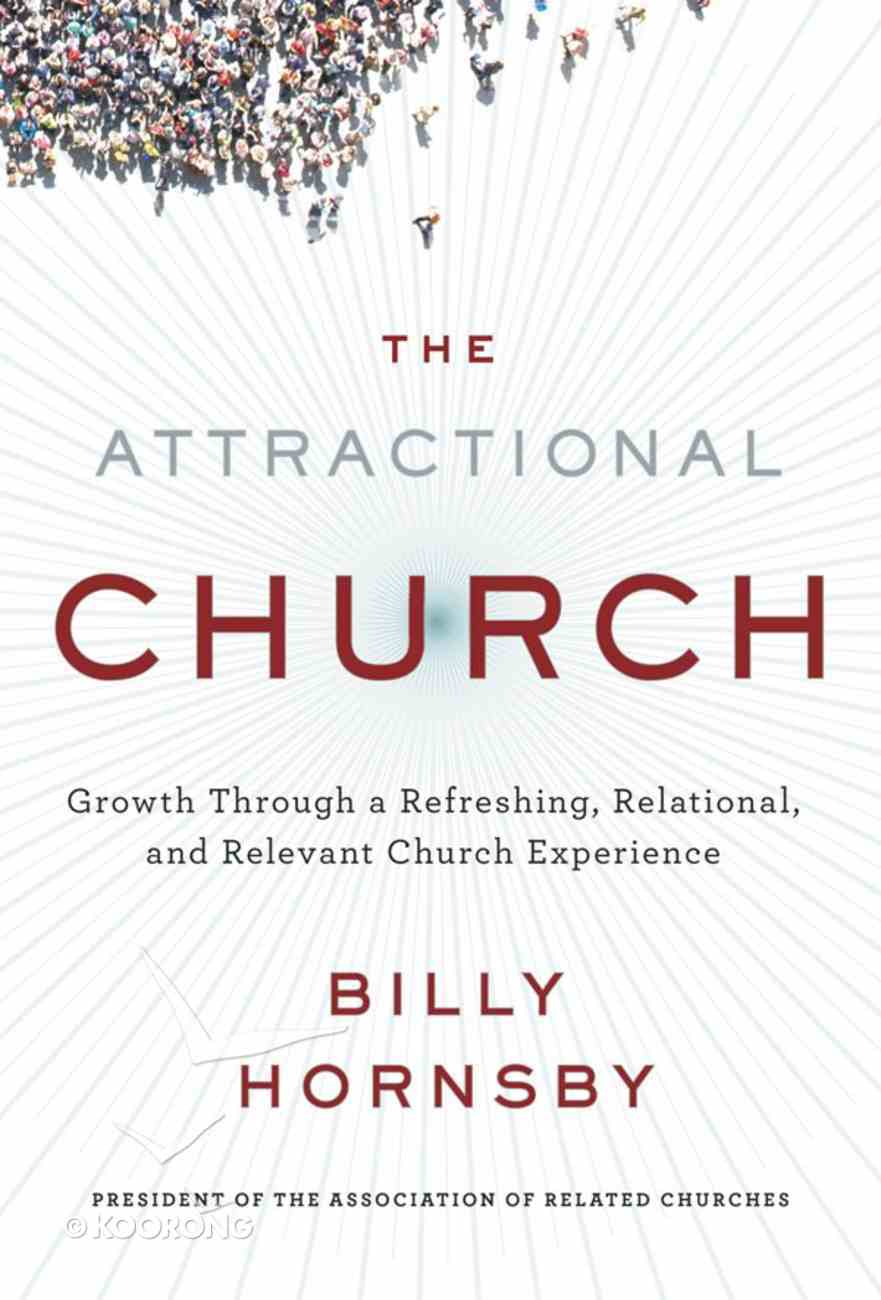 The Attractional Church eBook
