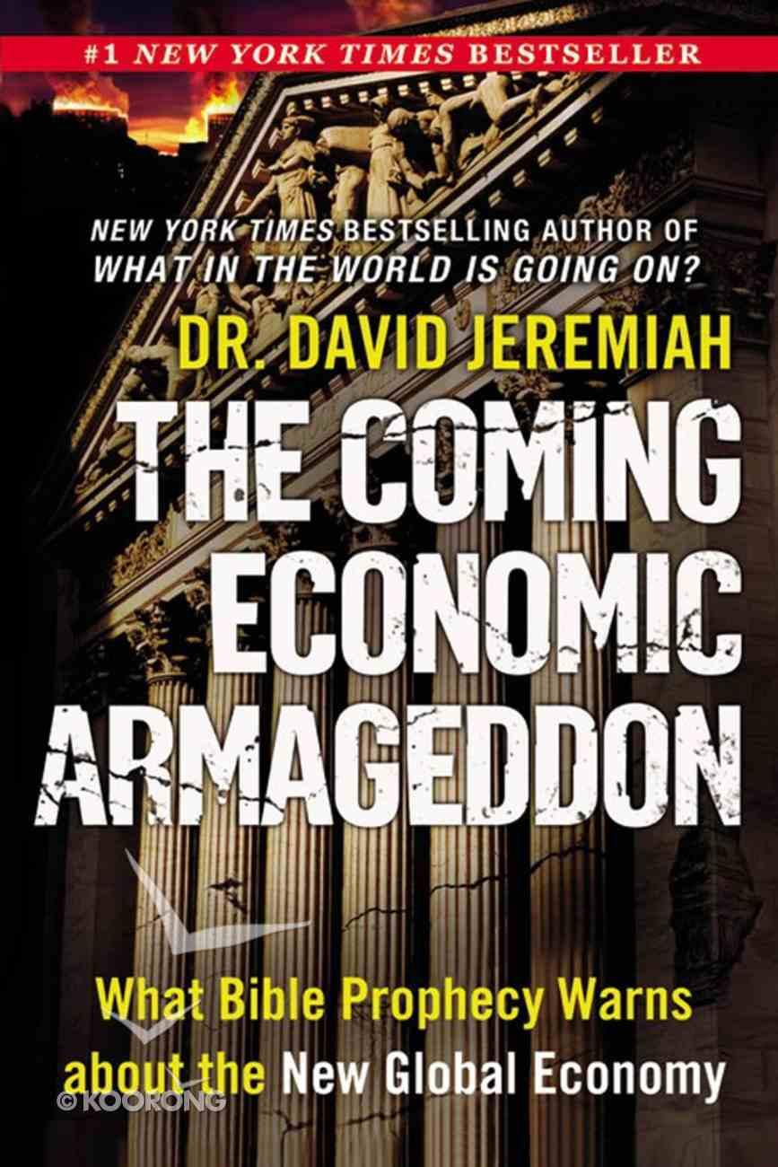 The Coming Economic Armageddon eBook