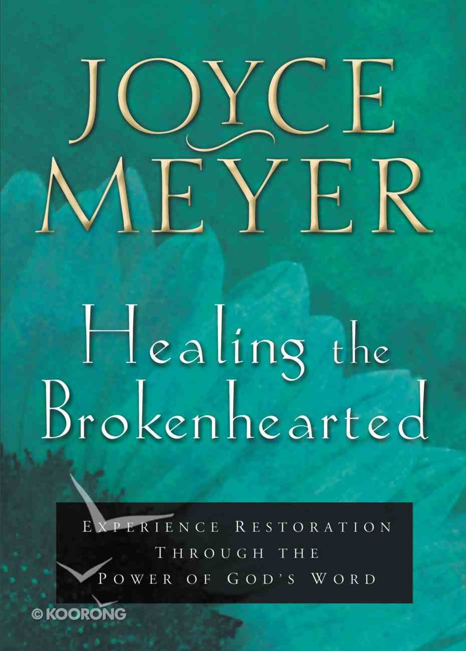 Healing the Brokenhearted Paperback