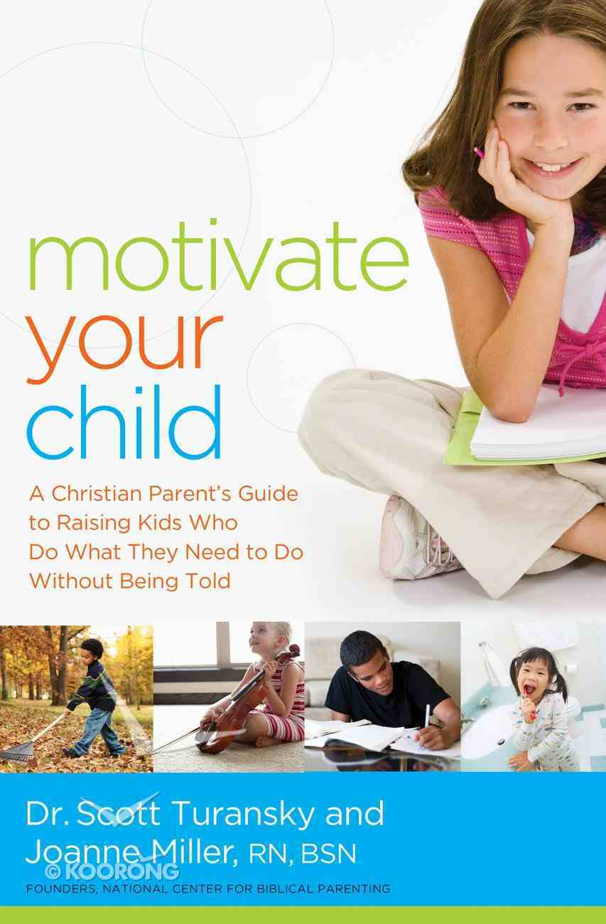 Motivate Your Child eBook