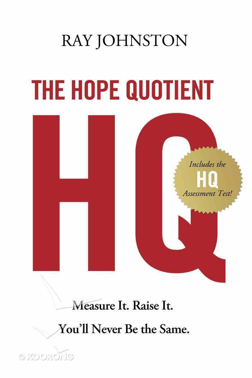 The Hope Quotient eBook