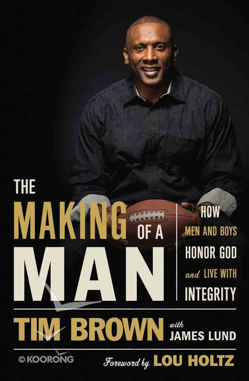 The Making of a Man eBook