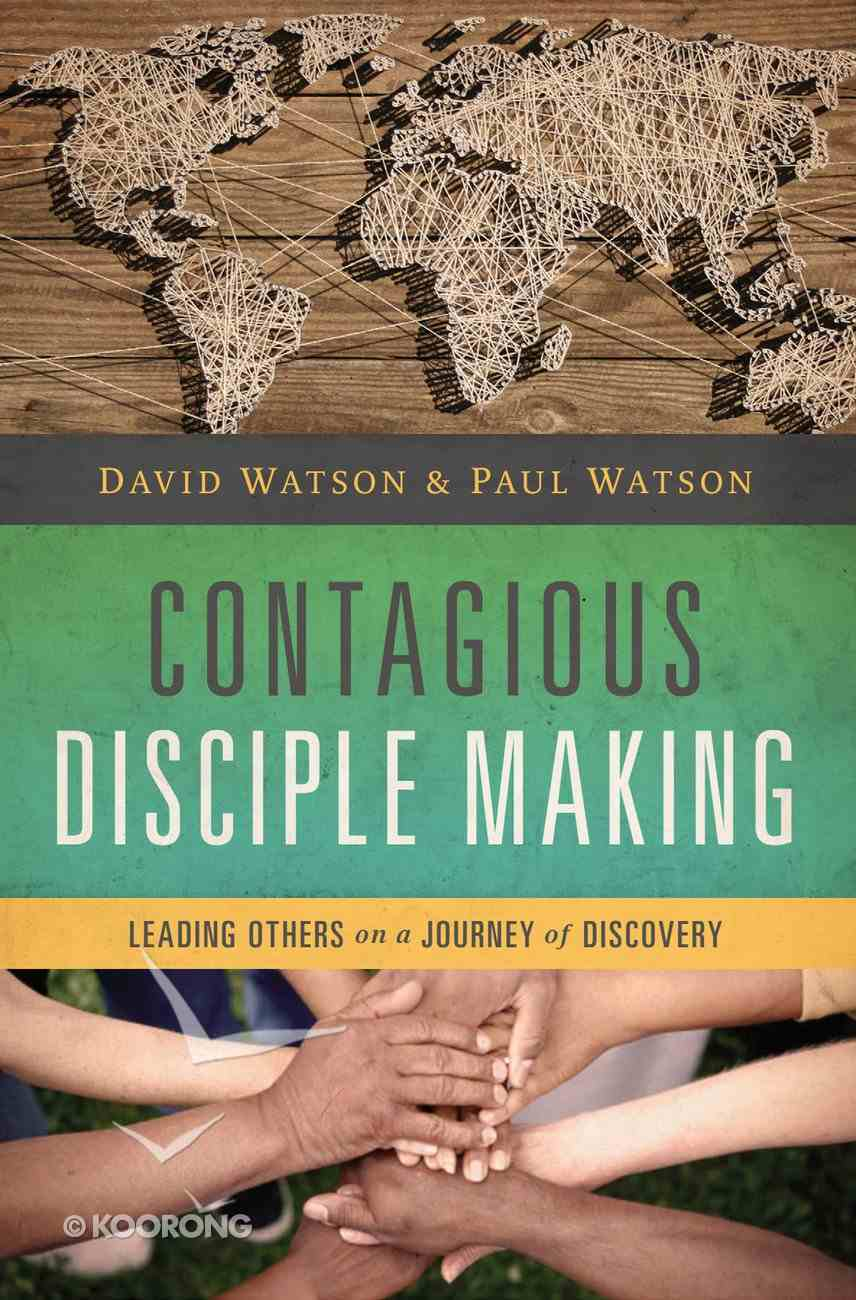 Contagious Disciple Making Paperback