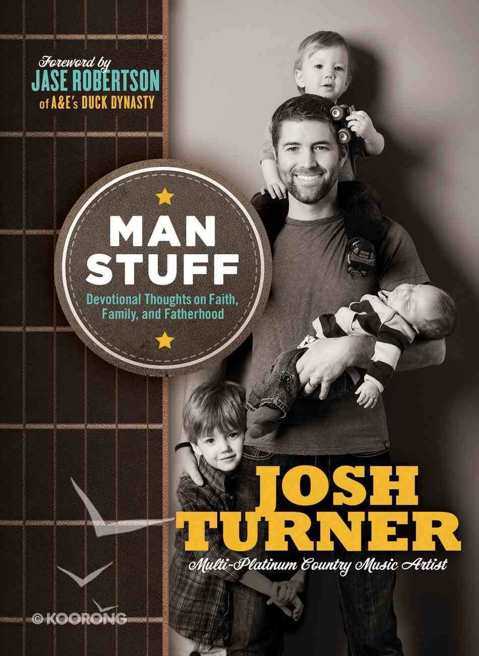 Man Stuff eBook