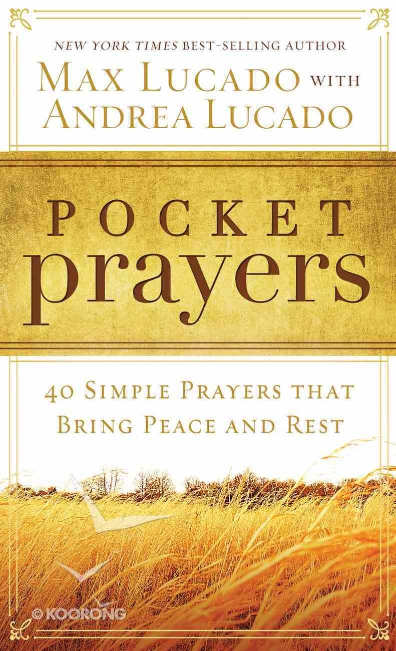 Pocket Prayers (Pocket Prayers Series) eBook
