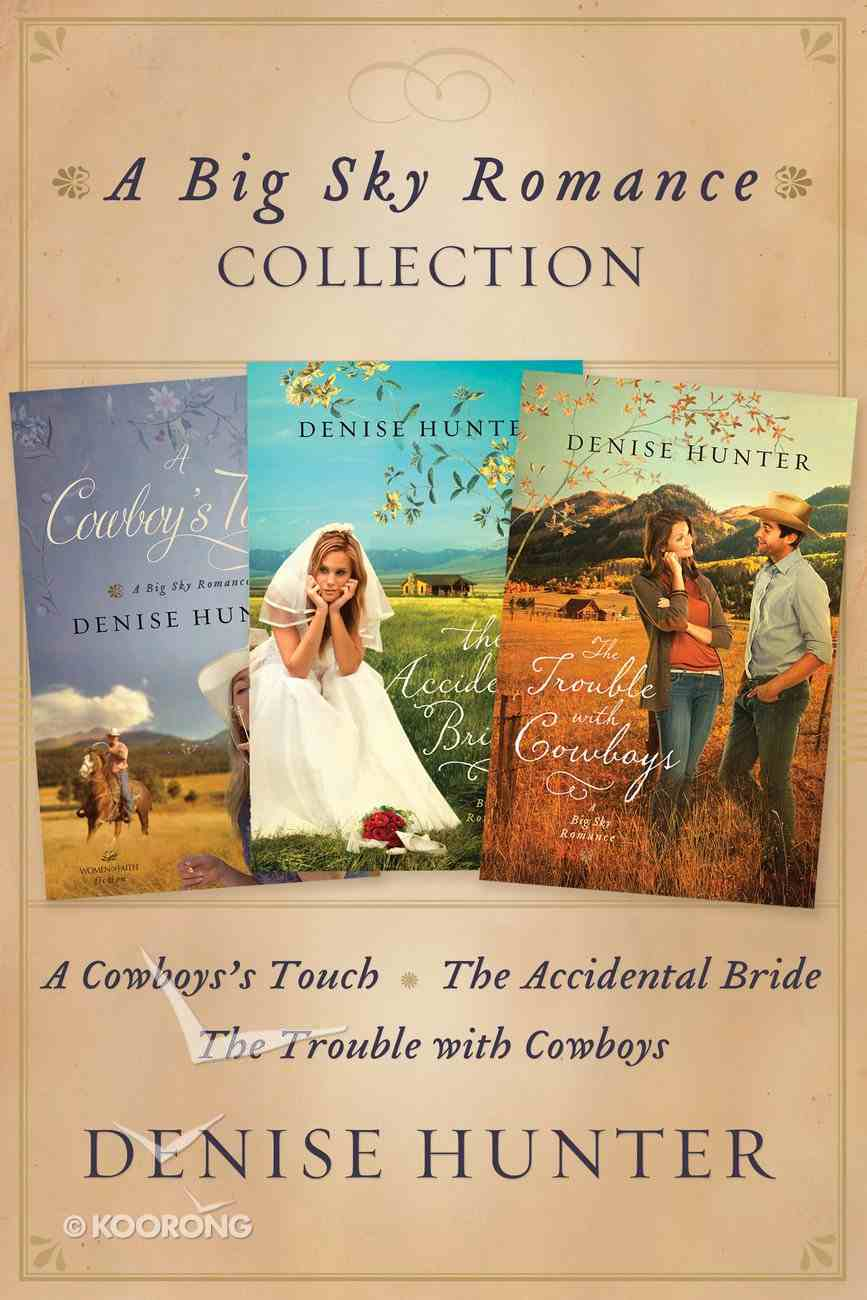 Big Sky Romance Collection eBook