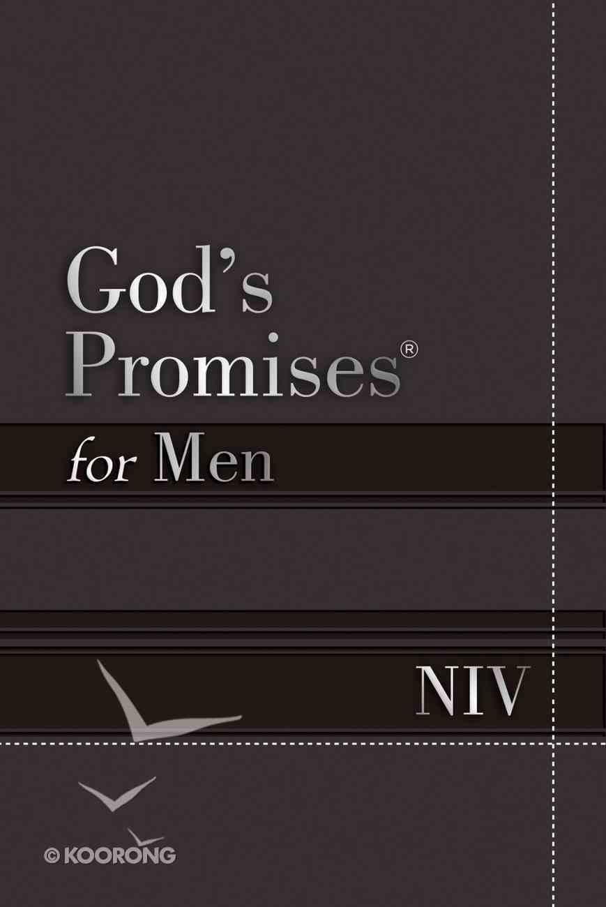 God's Promises For Men NIV eBook