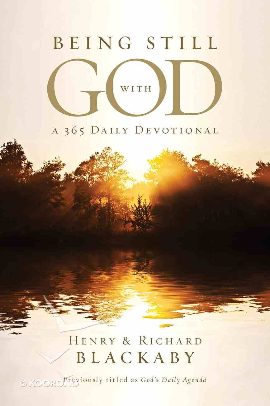 Being Still With God Every Day eBook