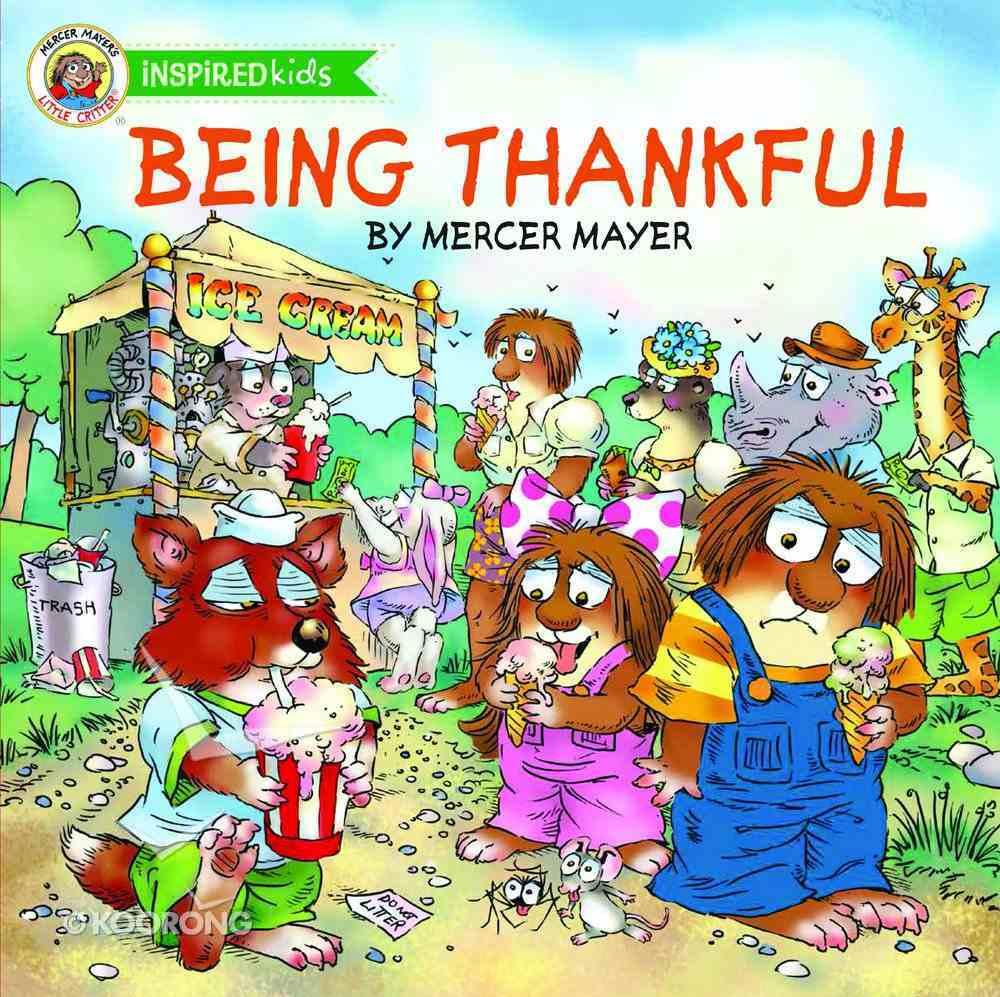 Being Thankful (Little Critter Series) eBook