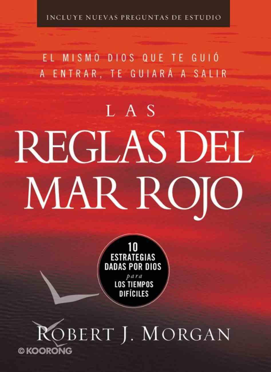 Las Reglas Del Mar Rojo (Red Sea Rules) Paperback