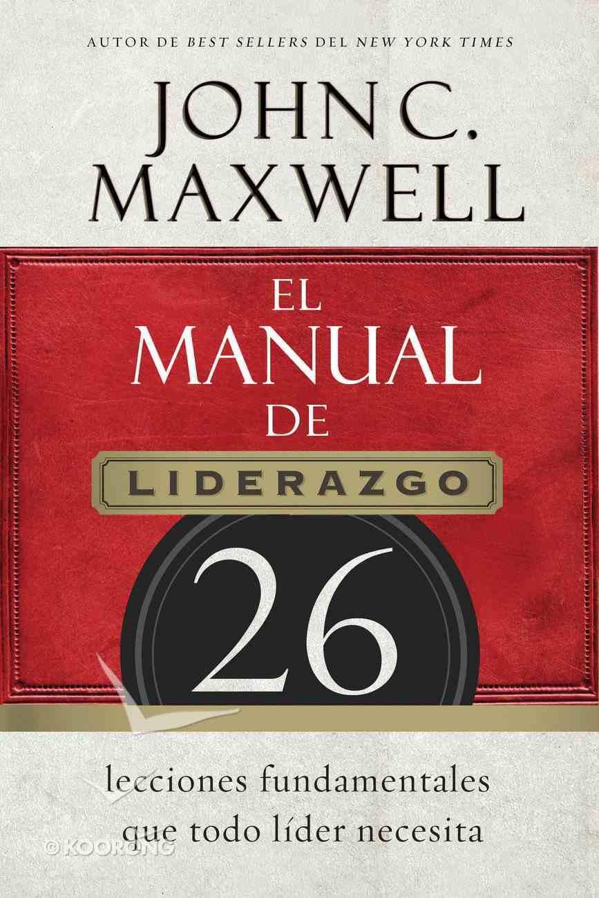 El Manual De Liderazgo, El eBook