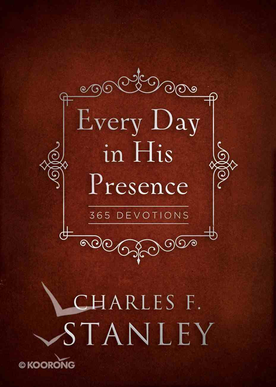 Every Day in His Presence: 365 Devotions eBook