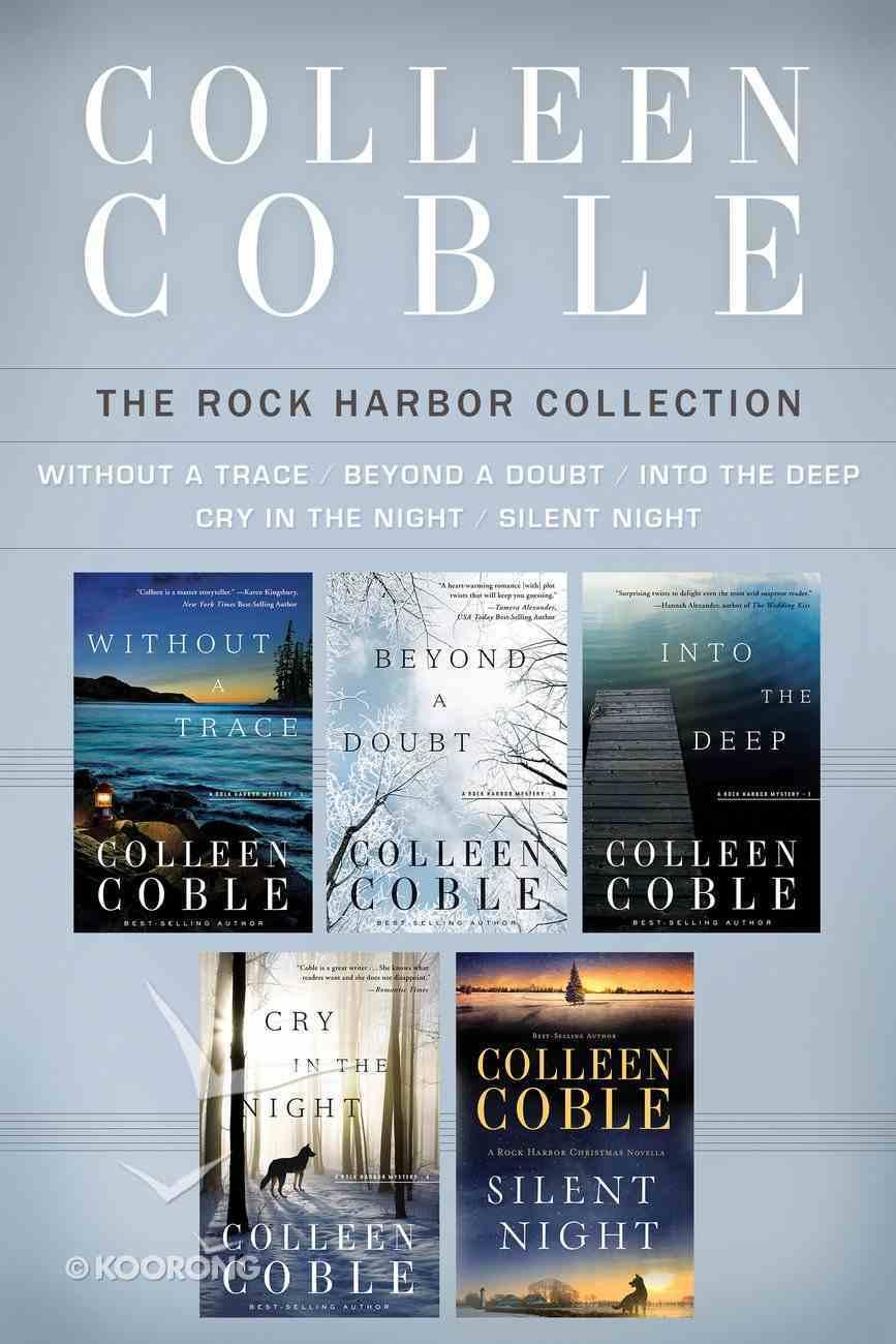 The Rock Harbor Collection (Rock Harbor Series) eBook