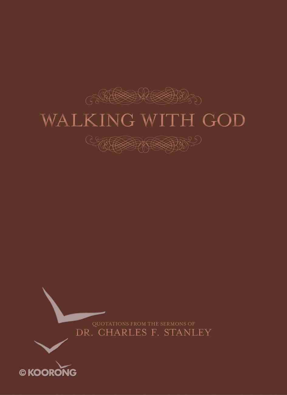 Walking With God eBook