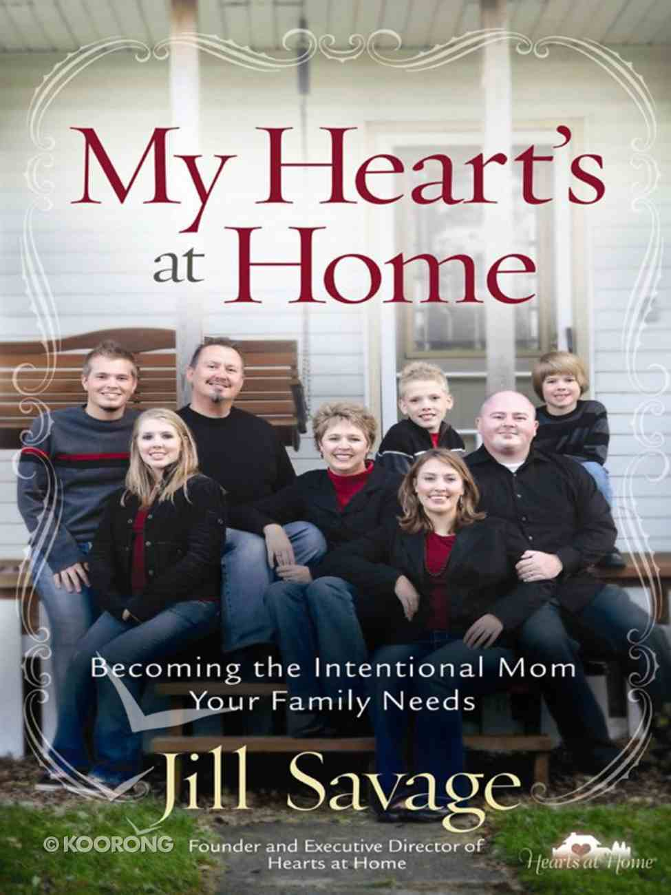 My Heart's At Home eBook