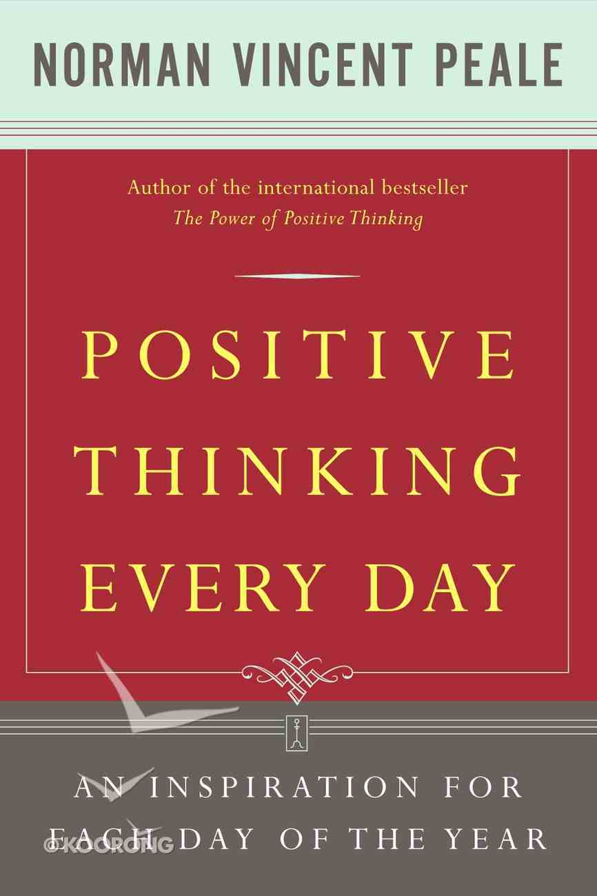Positive Thinking Every Day eBook
