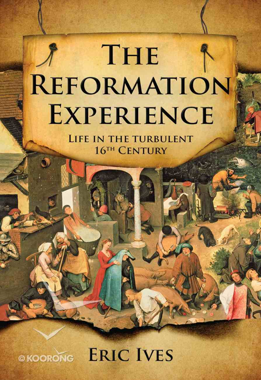 The Reformation Experience eBook