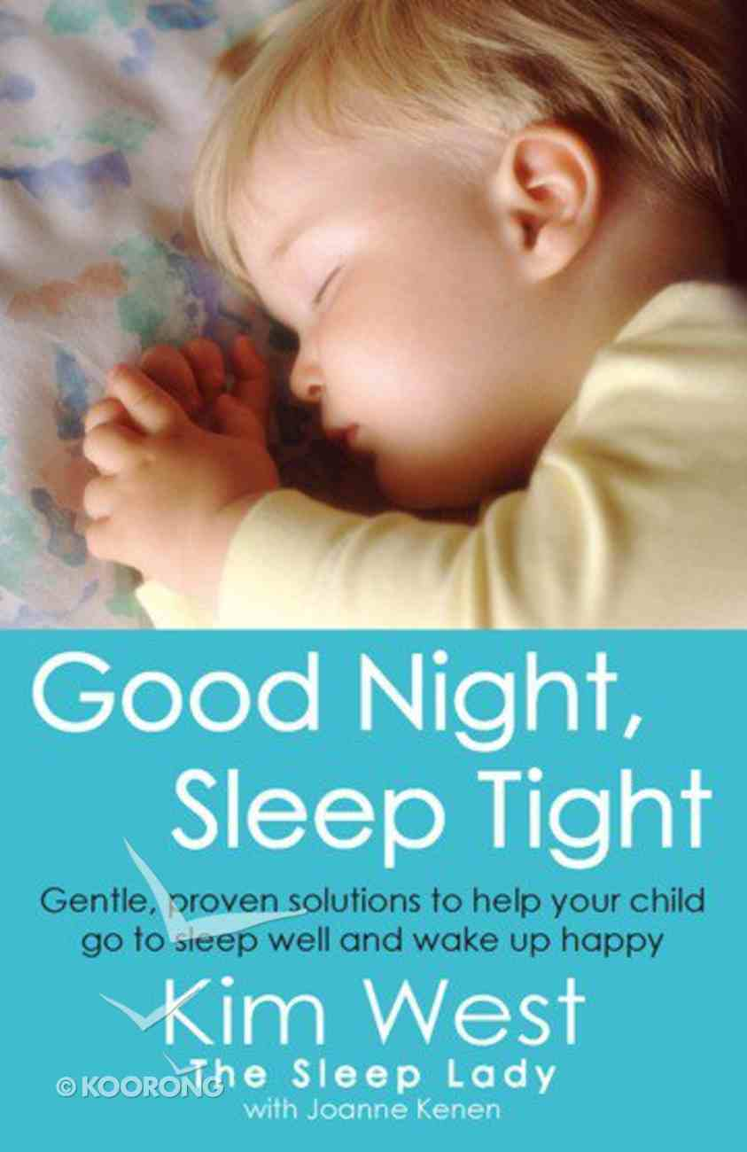 Good Night, Sleep Tight Paperback