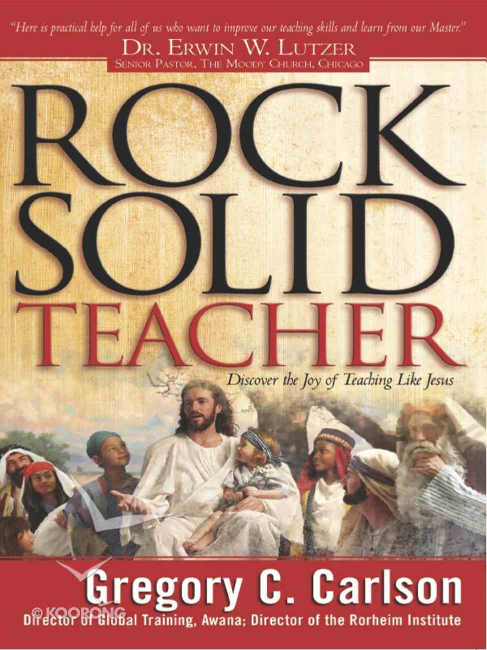 Rock-Solid Teacher Paperback