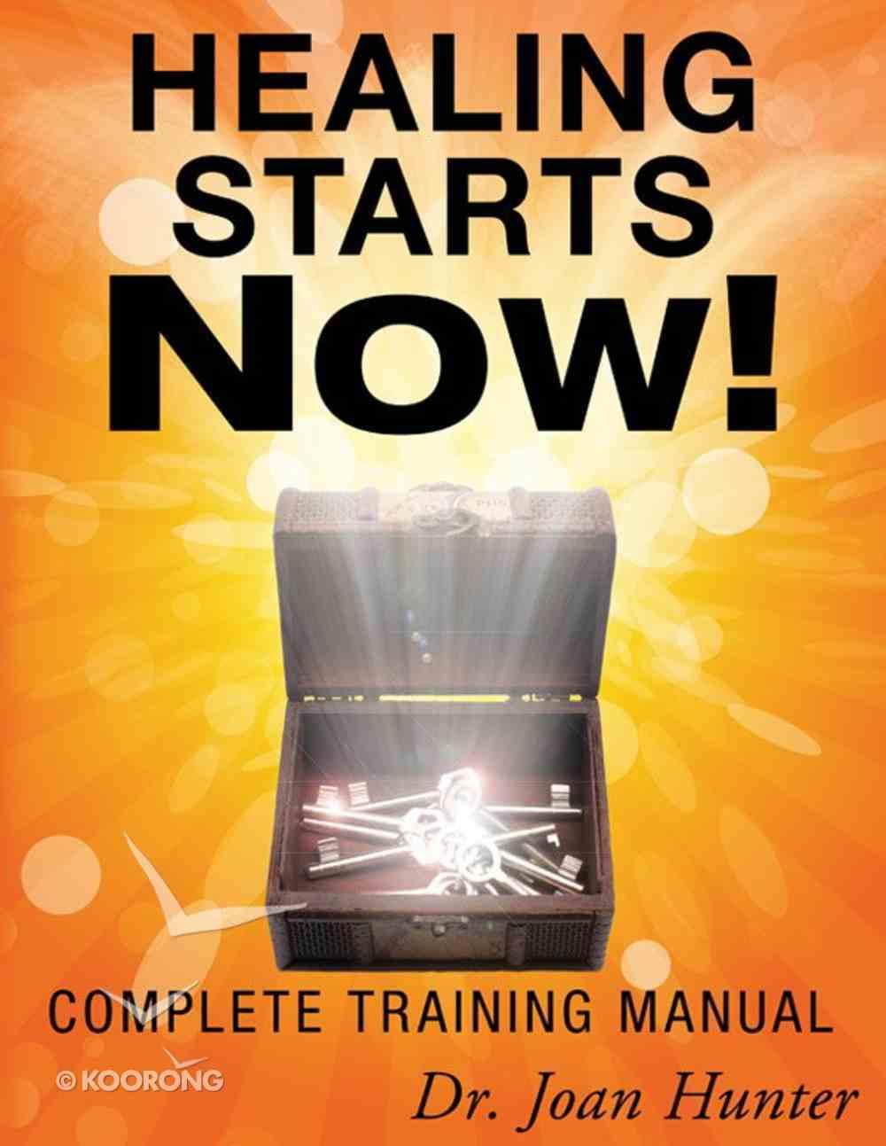 Healing Starts Now! eBook