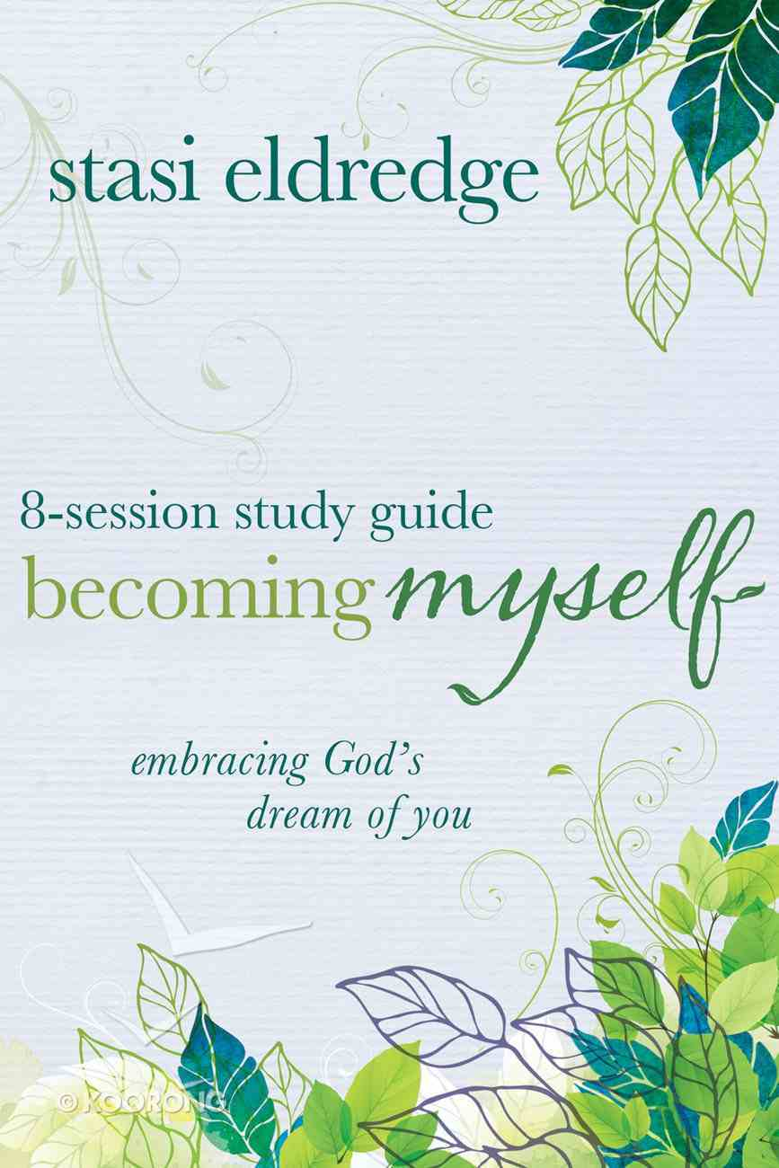 Becoming Myself (Study Guide) eBook