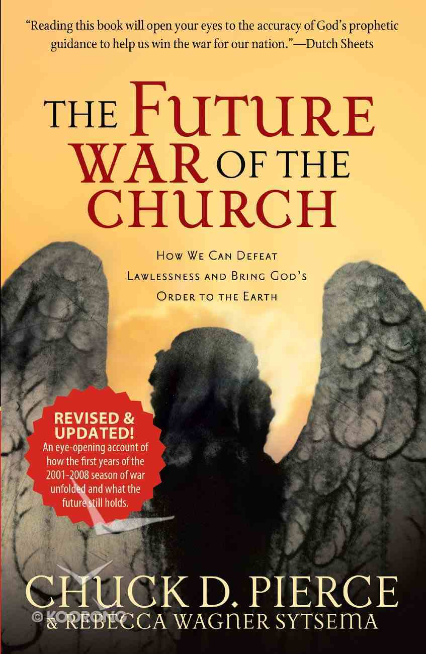 The Future War of the Church Paperback
