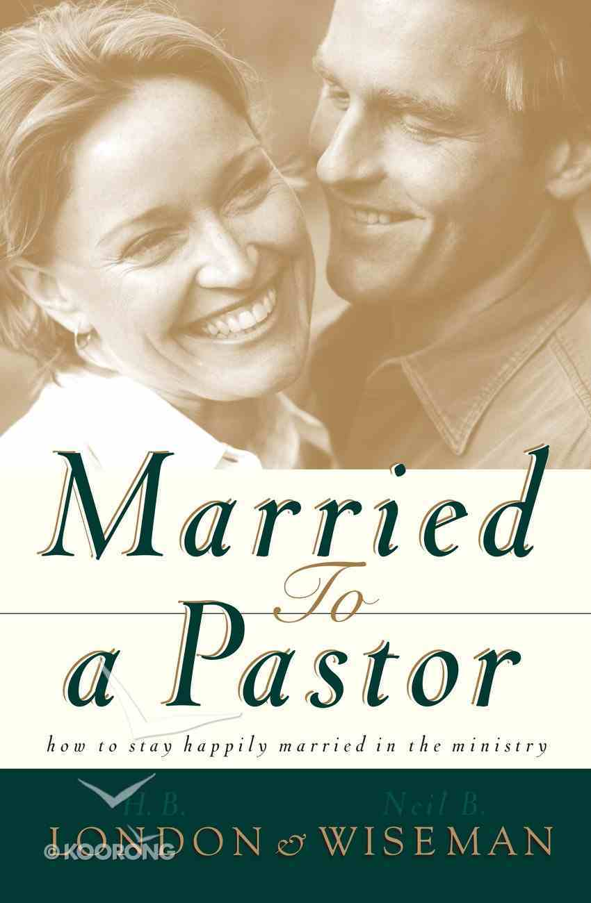 Married to a Pastor Paperback