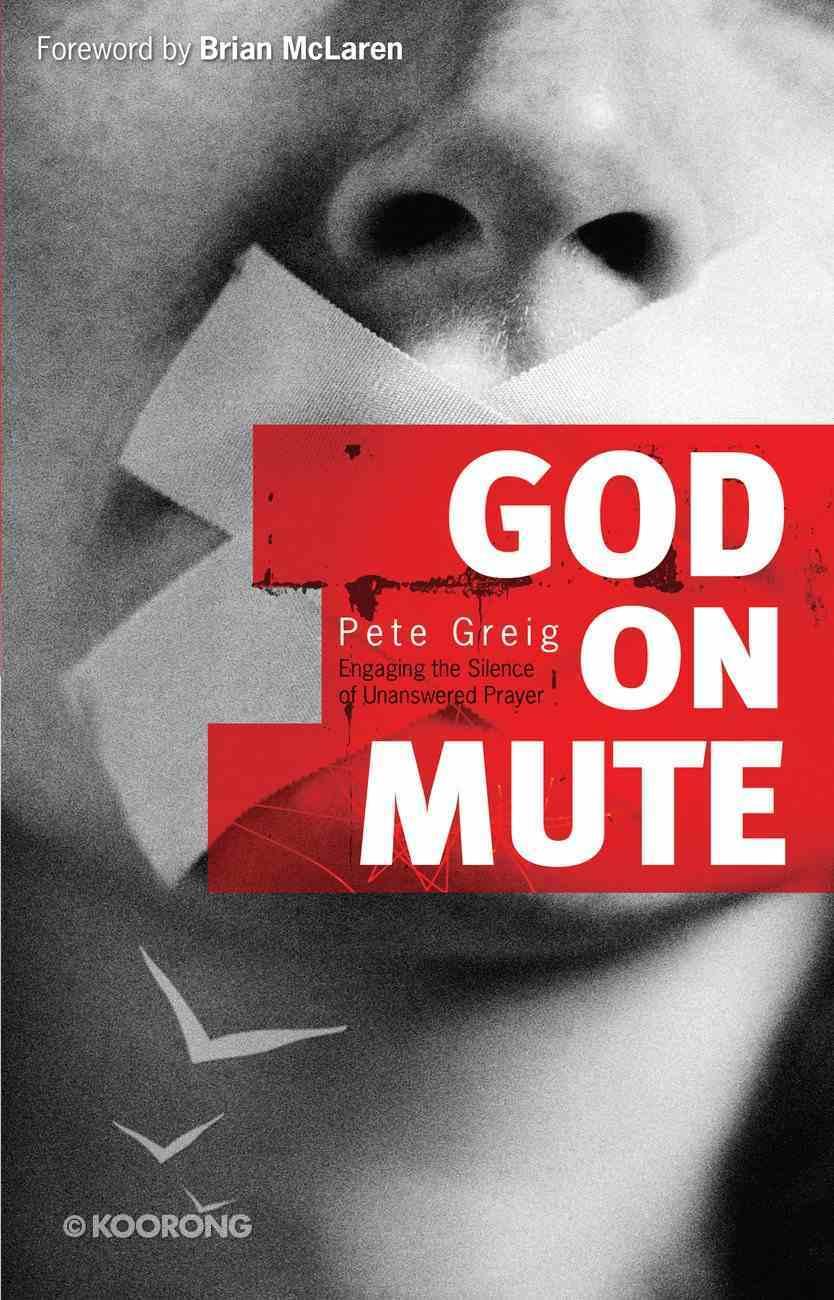 God on Mute Paperback