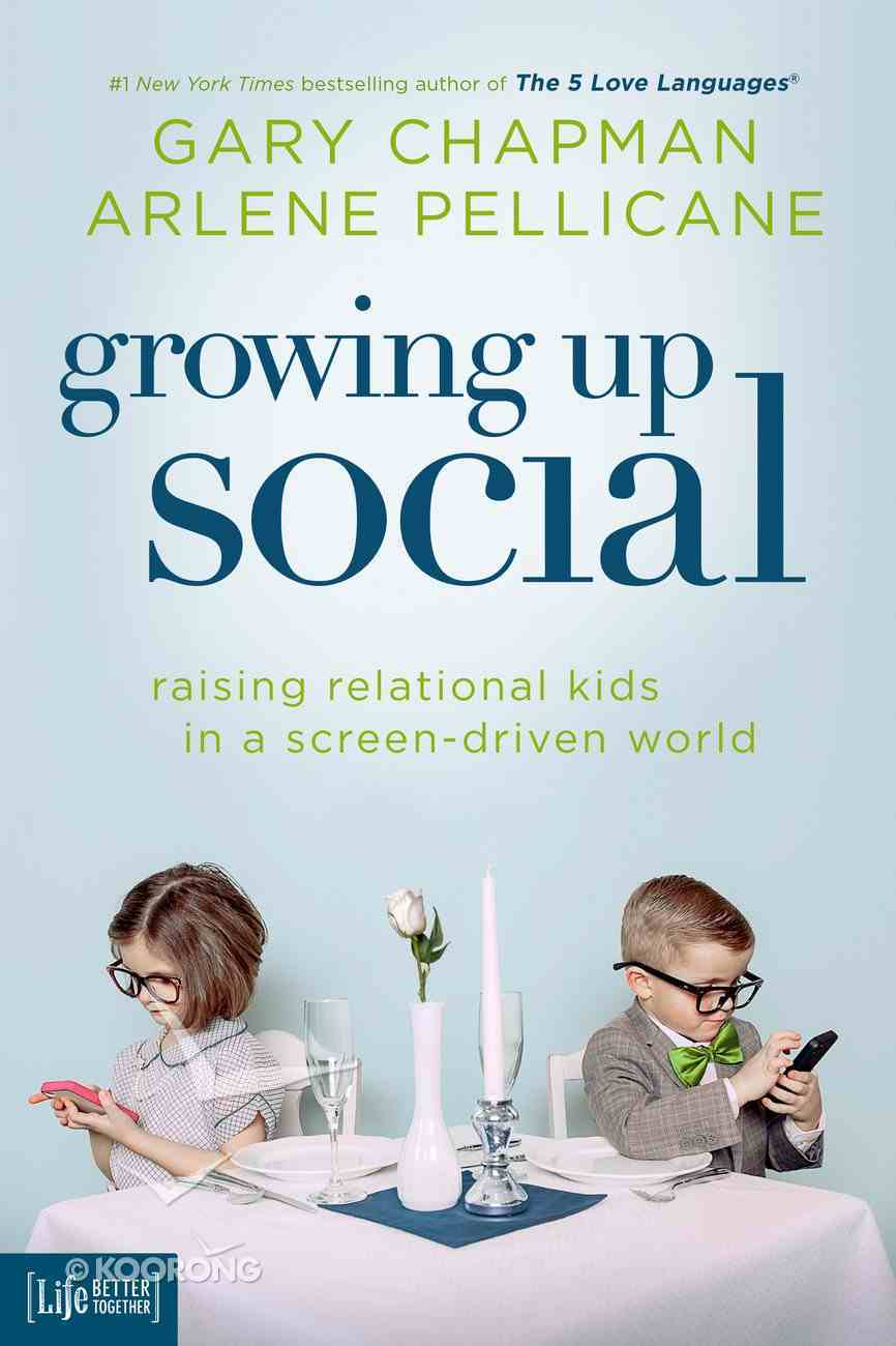 Growing Up Social eBook