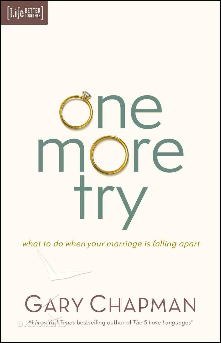 One More Try eBook