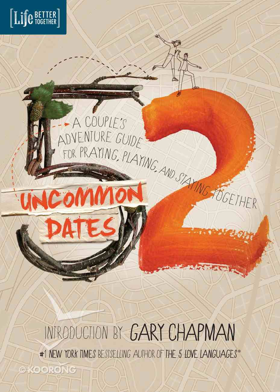 52 Uncommon Dates eBook