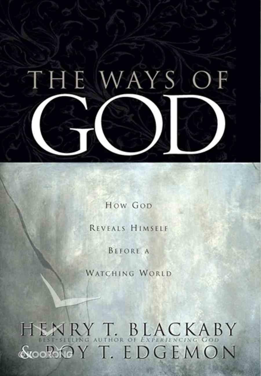 The Ways of God eBook