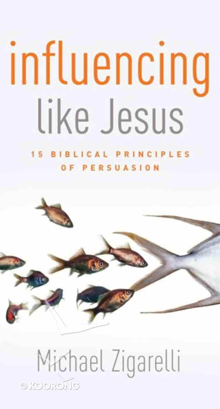 Influencing Like Jesus eBook