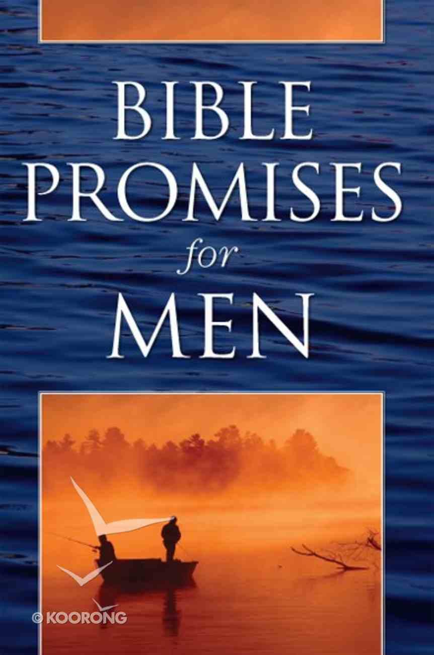 Bible Promises For Men eBook