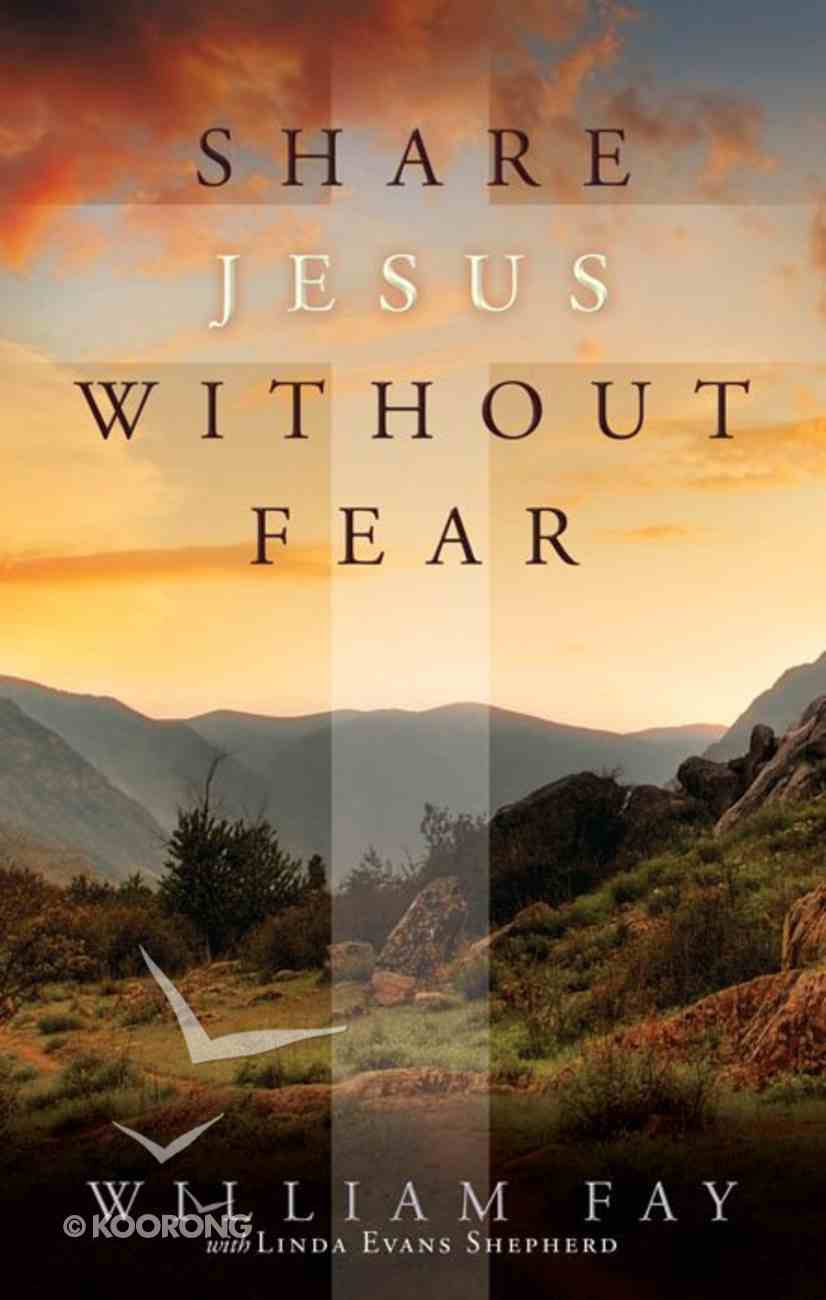 Share Jesus Without Fear eBook